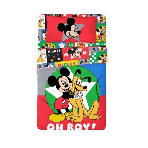 Sábana Cuna Funcional Mickey