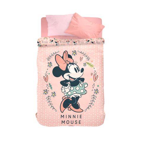Acolchado Cuna Minnie