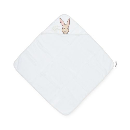 Toallón con capucha Peter Rabbit