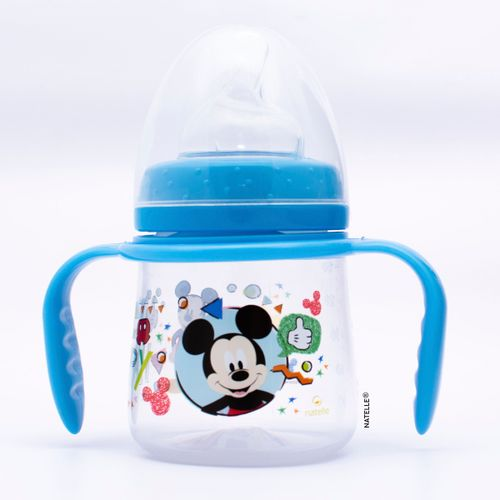 Mamadera con Asas 150 ml. Mickey